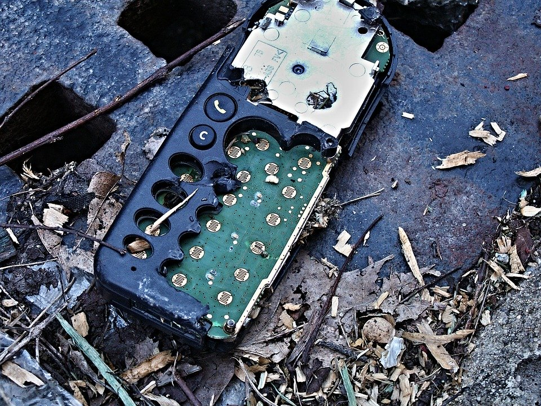 Why is E-waste Such a Problem?